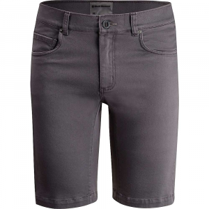 Black Diamond Stretch Font Shorts