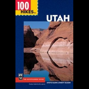 photo: The Mountaineers Books 100 Hikes in Utah us mountain states guidebook