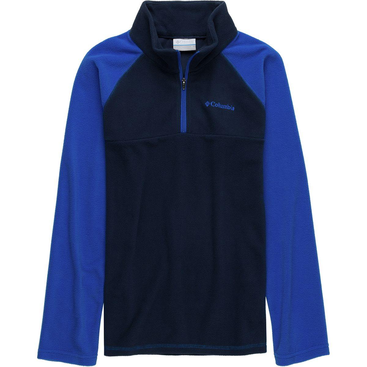photo: Columbia Glacial II Half-Zip fleece jacket