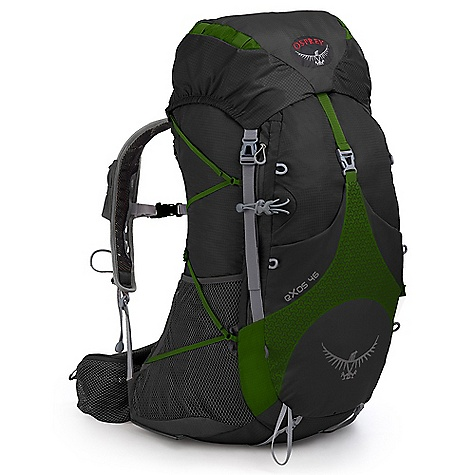 photo: Osprey Exos 46 overnight pack (2,000 - 2,999 cu in)