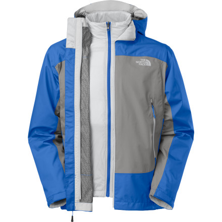 The North Face Blaze Triclimate Jacket
