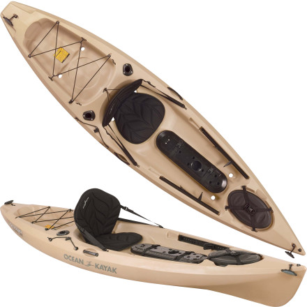 photo: Ocean Kayak Tetra 12 Angler sit-on-top kayak