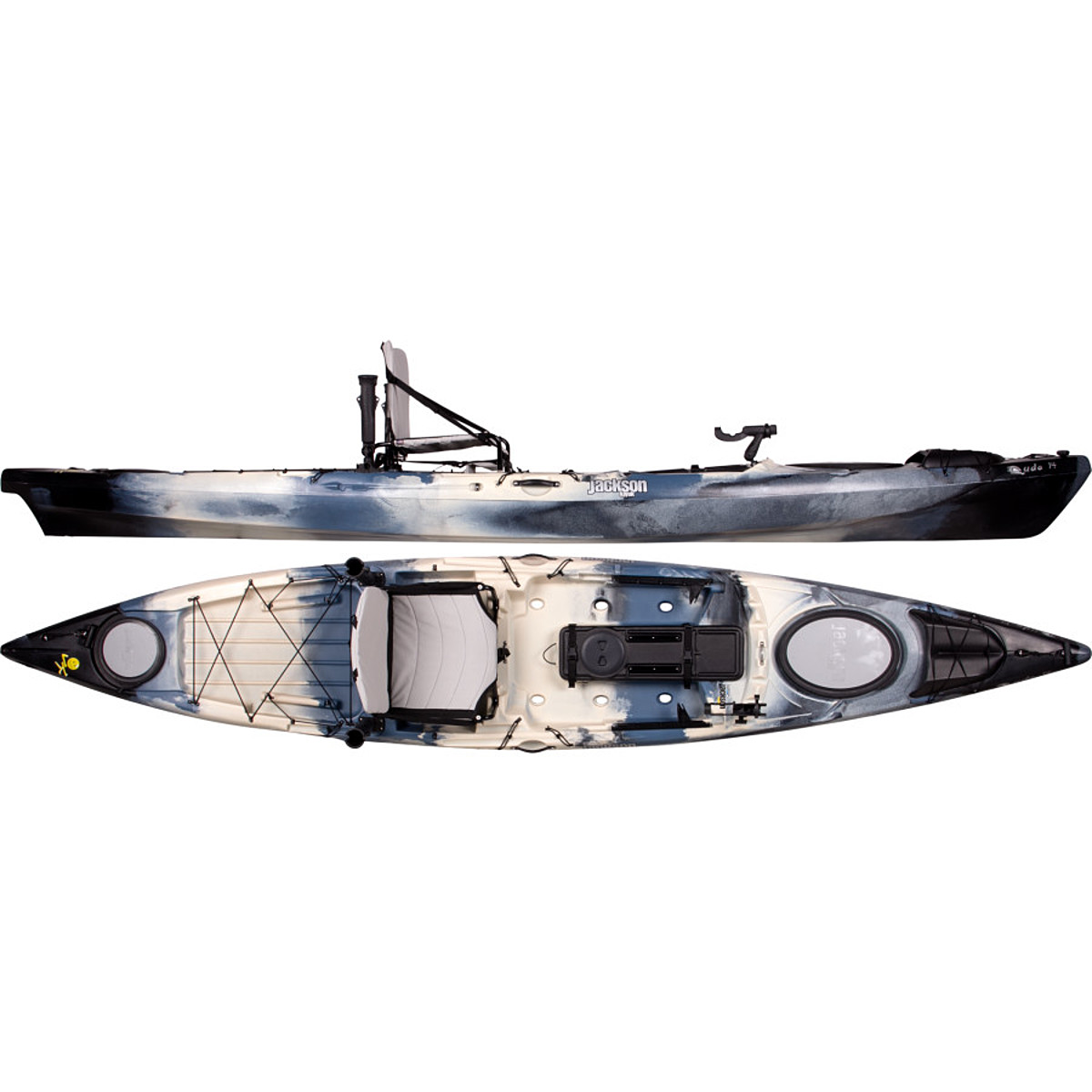 photo: Jackson Kayaks Cudak sit-on-top kayak
