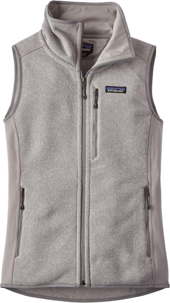 photo: Patagonia Performance Better Sweater Vest fleece vest