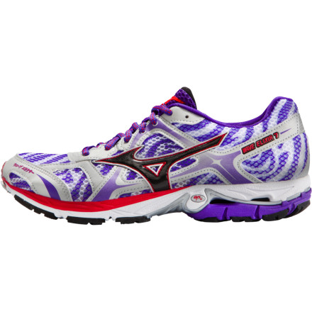 photo: Mizuno Wave Elixir 7 trail running shoe