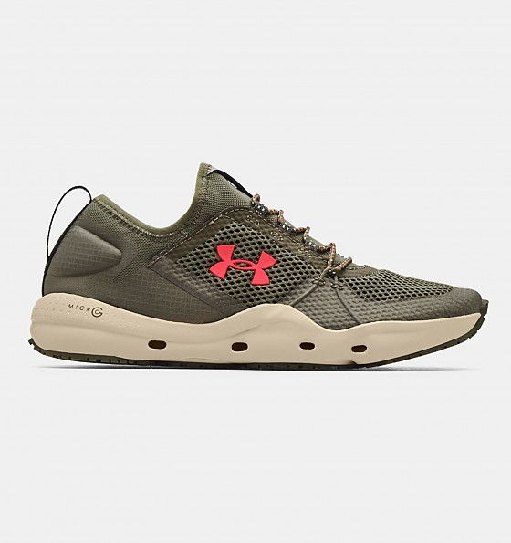 Under Armour Micro G Kilchis Fishing Shoes