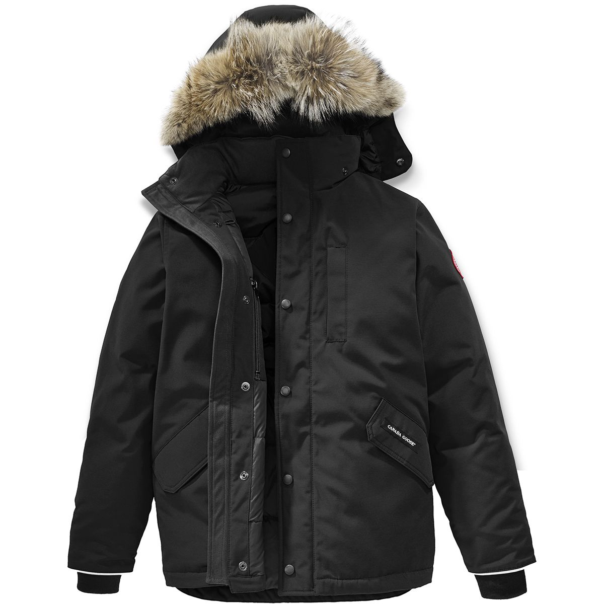 photo: Canada Goose Logan Parka down insulated jacket
