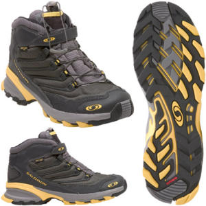 photo: Salomon Super X Mid XCR hiking boot