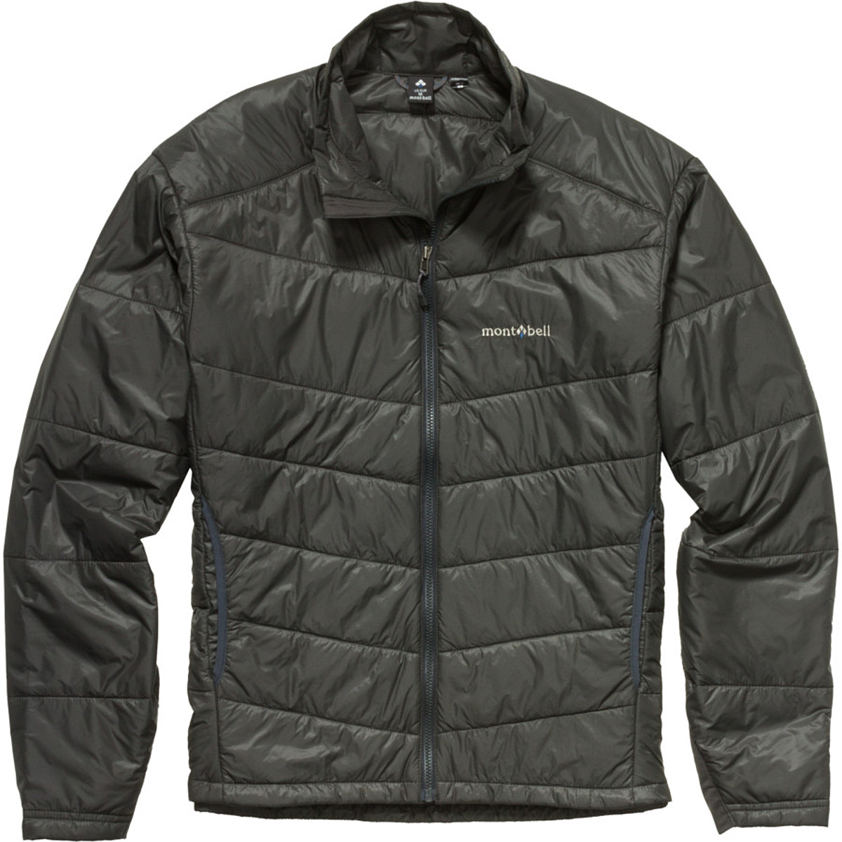 photo: MontBell Men's U.L. Thermawrap Jacket synthetic insulated jacket