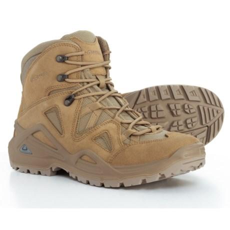 photo: Lowa Zephyr Mid hiking boot