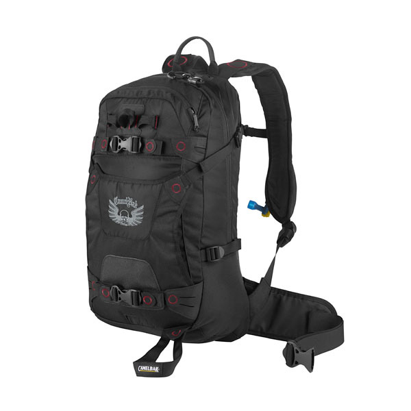 photo: CamelBak Menace winter pack