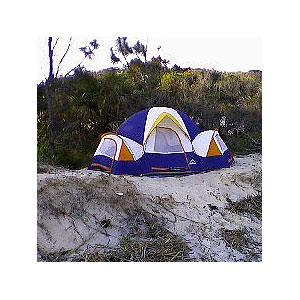 photo: Hillary Hex Dome with 2 Lockers tent/shelter