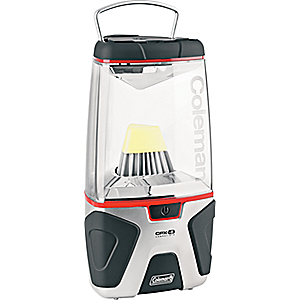 photo: Coleman CPX 6 1000 Lumen Lantern battery-powered lantern
