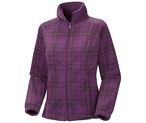 Columbia Benton Springs Plaid