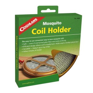 photo: Coghlan's Mosquito Coil Holder insect repellent