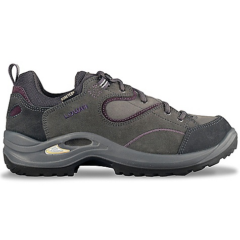 photo: Lowa Tempest Lo GTX trail shoe