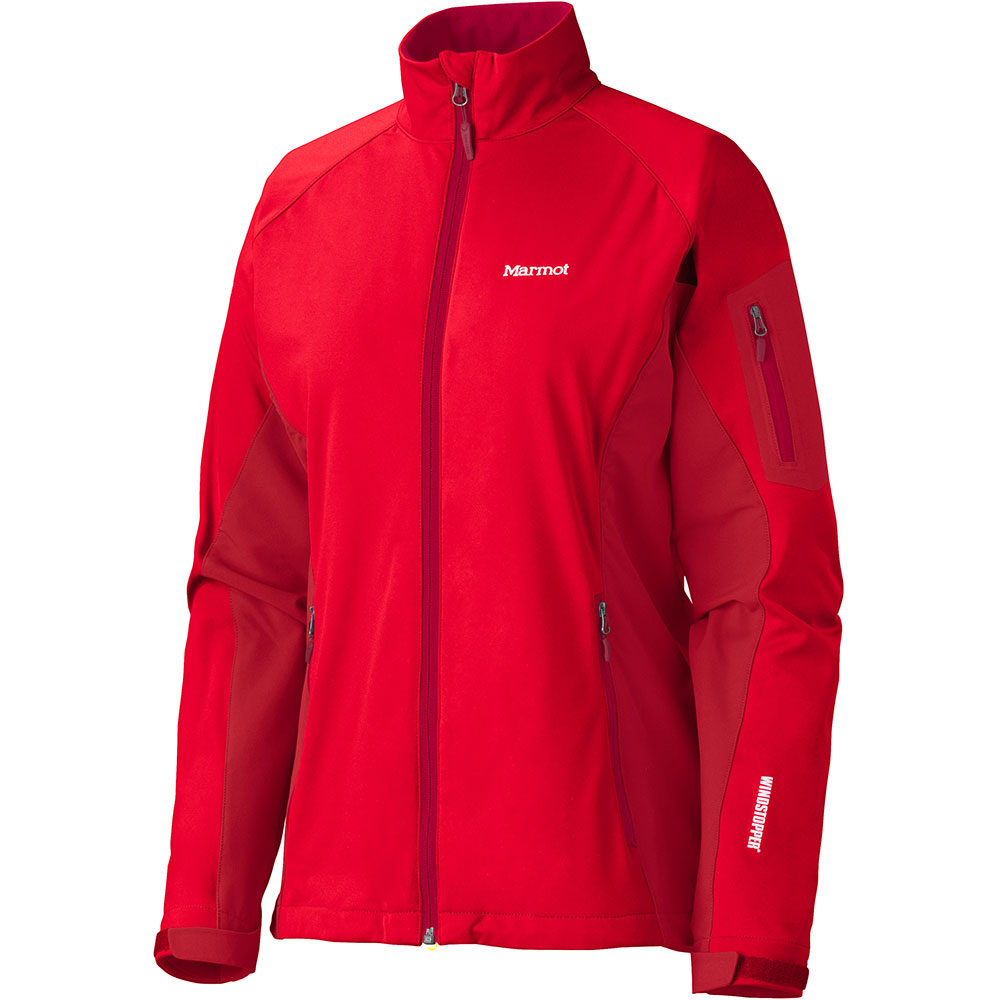 photo: Marmot Women's Leadville Jacket soft shell jacket