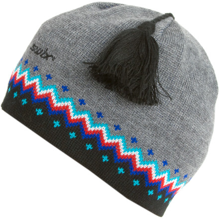 photo: Swix Logan Beanie winter hat