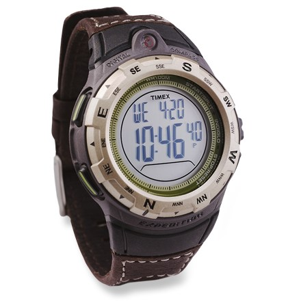 photo: Timex Digital Compass Watch compass watch