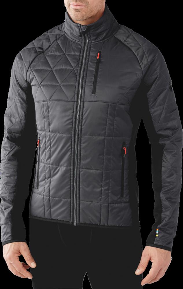 photo: Smartwool Double Corbet 120 Jacket synthetic insulated jacket