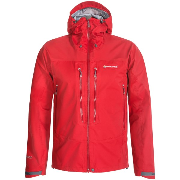 photo: Montane Superfly XT Jacket waterproof jacket