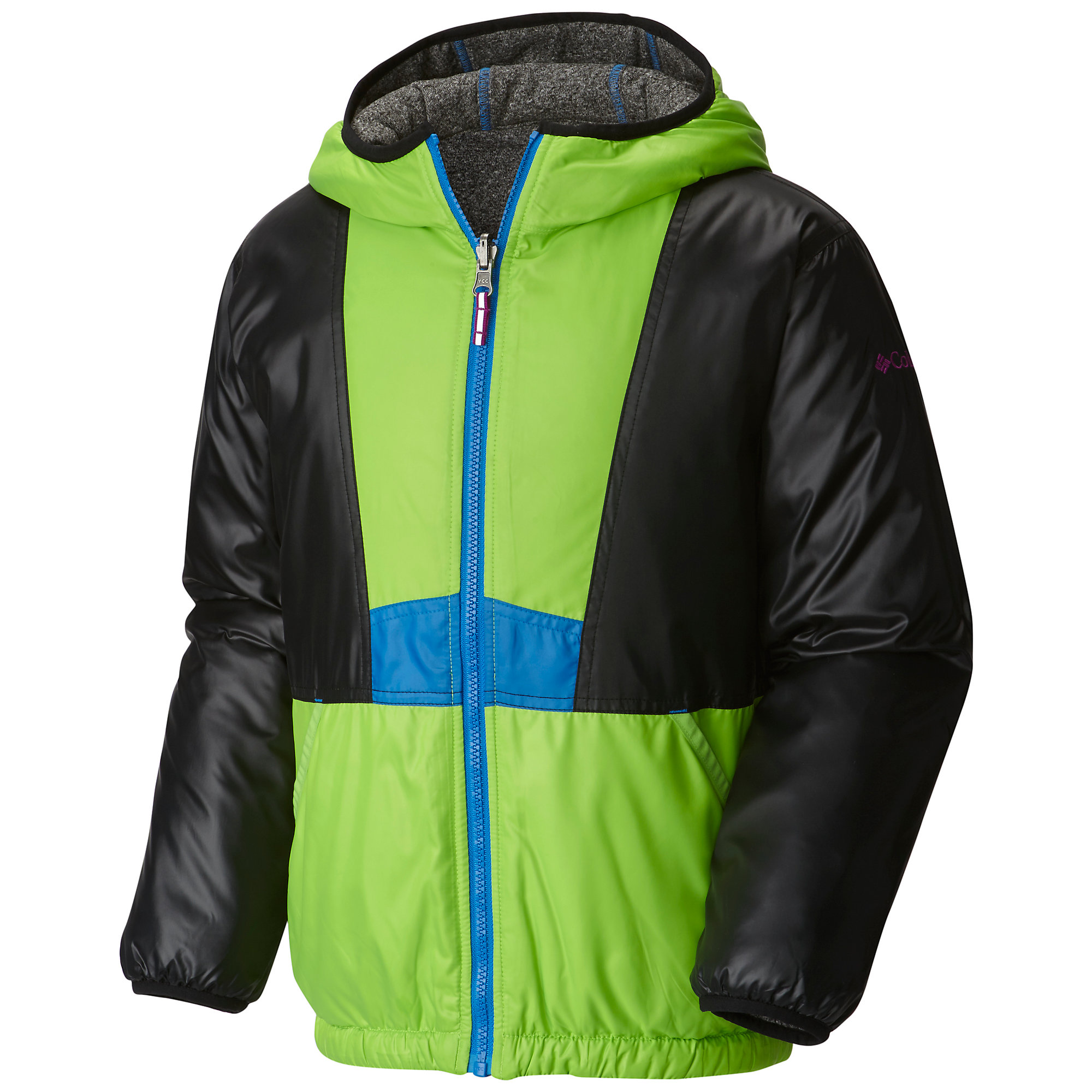 photo: Columbia Flashback Jacket synthetic insulated jacket