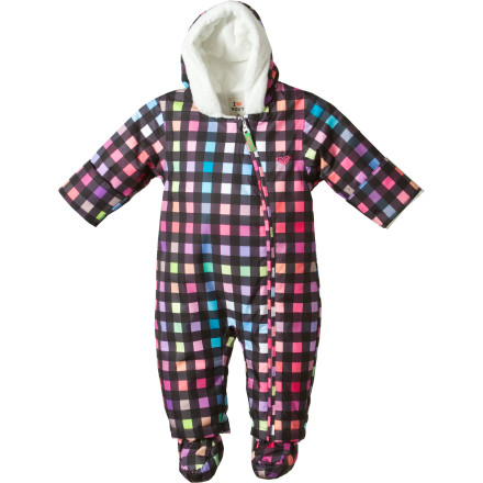photo: Roxy Love Bug Snow Suit kids' snowsuit/bunting