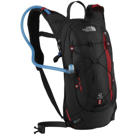 photo: The North Face Gulper hydration pack