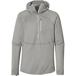 photo: Patagonia Women's Capilene 4 Expedition Weight 1/4 Zip Hoody fleece top