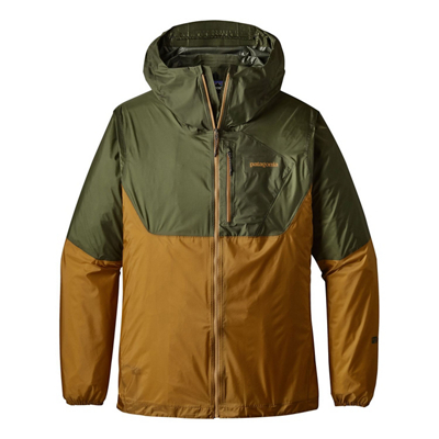 photo: Patagonia Men's Alpine Houdini waterproof jacket