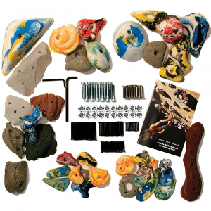 photo: Metolius Modular 40 Hold Mega Pack climbing accessory