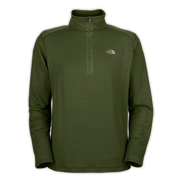 The North Face L/S Tidwell Zip Mock