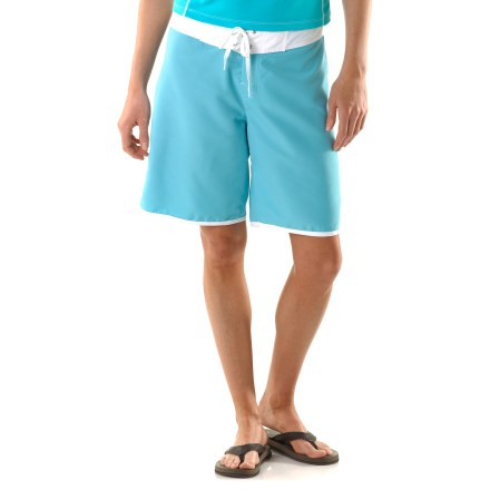 Mooloolaba Scallop Board Shorts