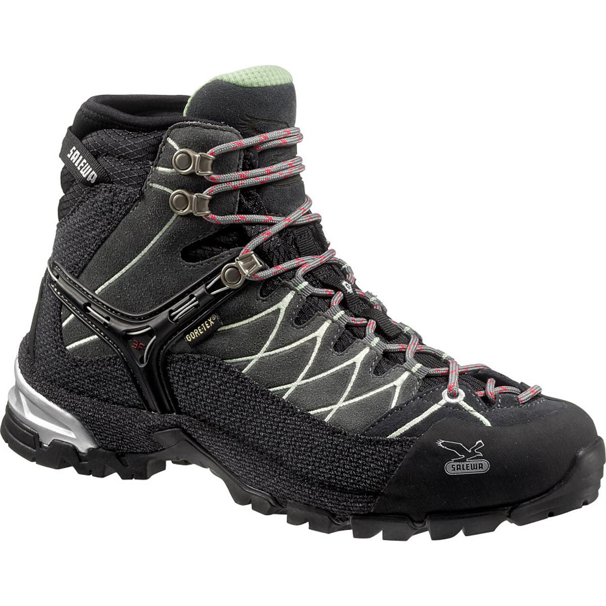 photo: Salewa Women's Alp Trainer Mid GTX hiking boot