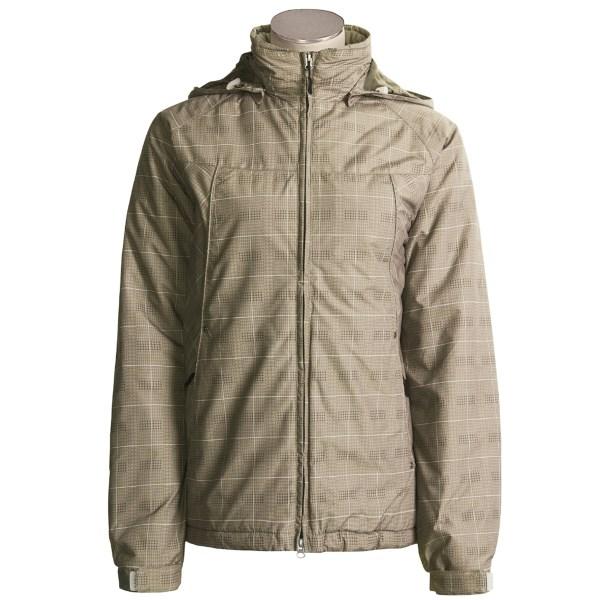 White Sierra Brittany Jacket