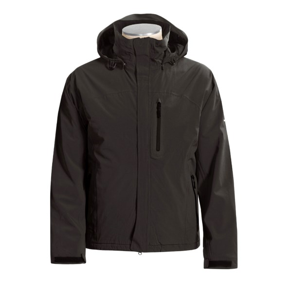 photo: White Sierra Drifter Jacket snowsport jacket