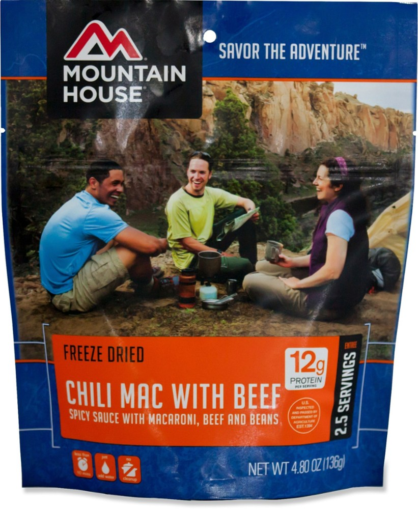Mountain House Chili Mac with Beef