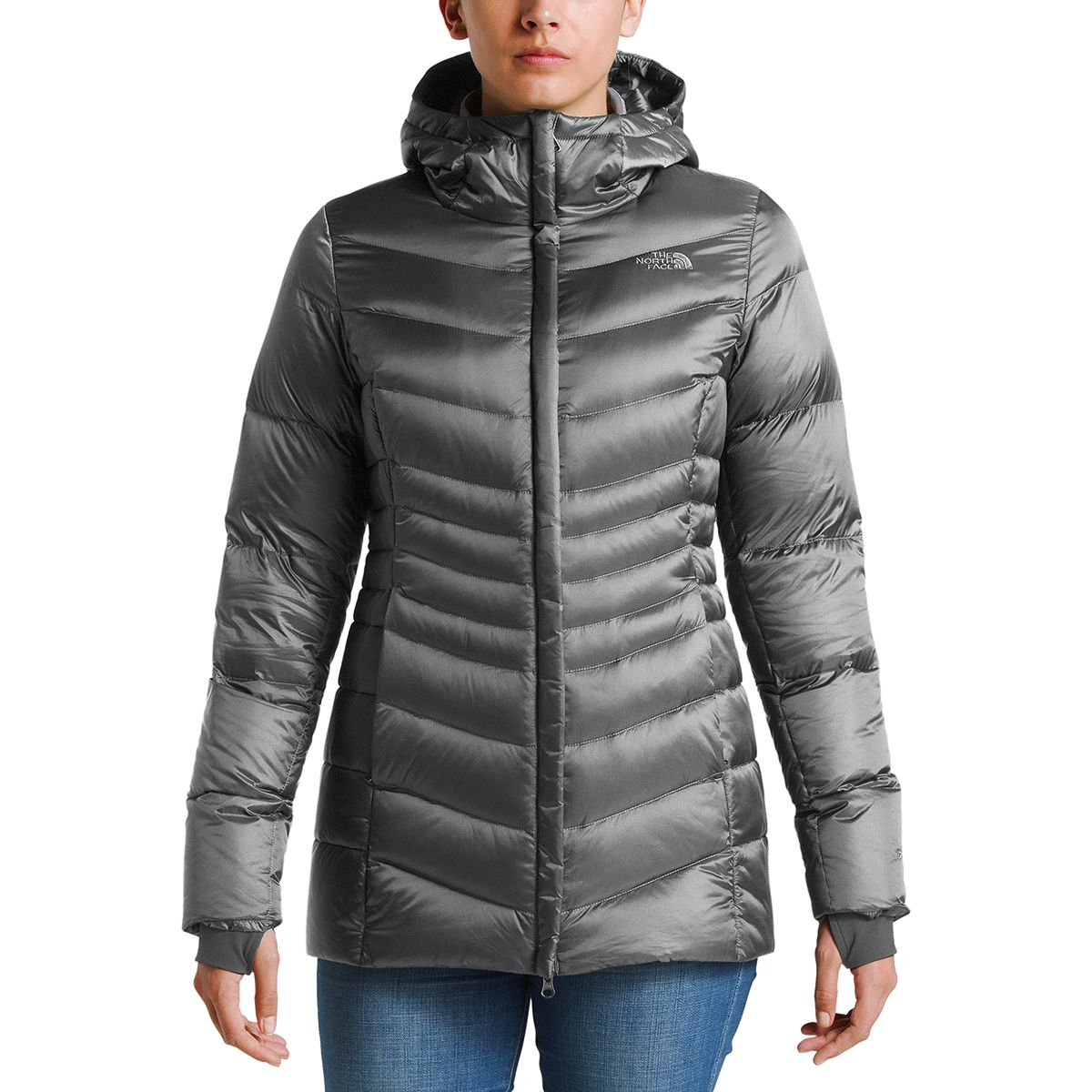 photo: The North Face Aconcagua Parka down insulated jacket