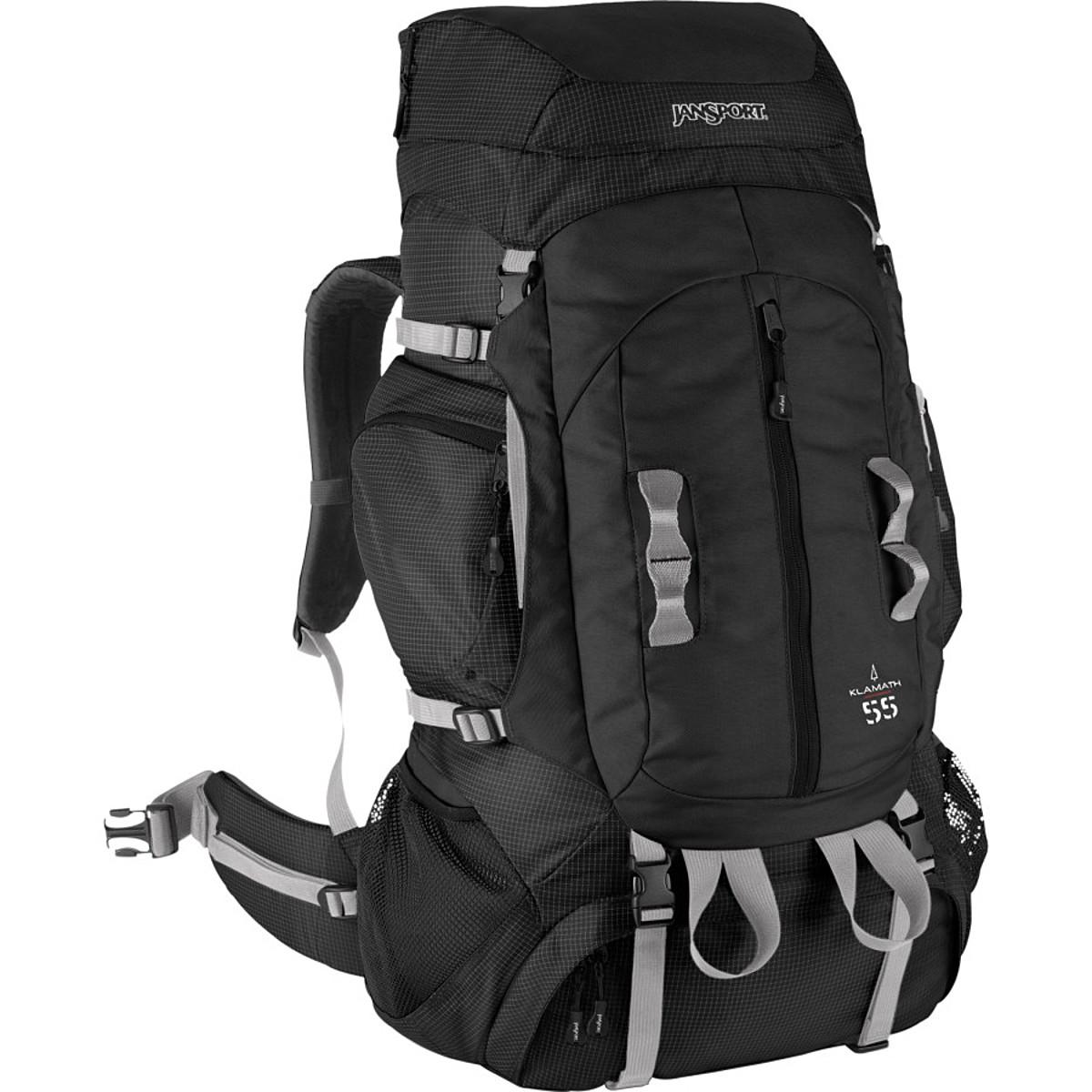 photo: JanSport Klamath 55R weekend pack (3,000 - 4,499 cu in)