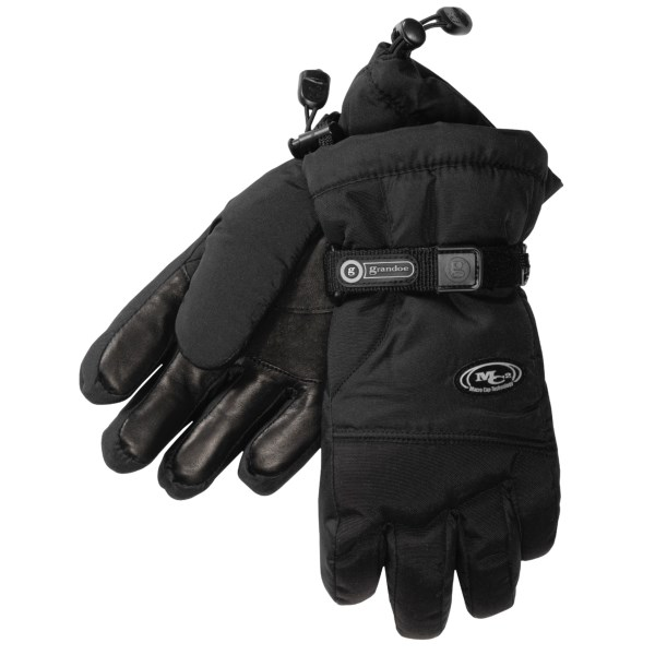 photo: Grandoe Double Down Glove insulated glove/mitten
