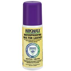 photo: Nikwax Aqueous Wax footwear cleaner/treatment