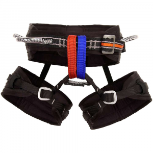 photo: Metolius Safe Tech Waldo sit harness