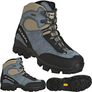 photo: Scarpa ZG 40 GTX backpacking boot