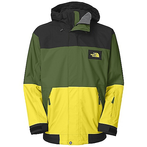 photo: The North Face Wrencher Jacket snowsport jacket