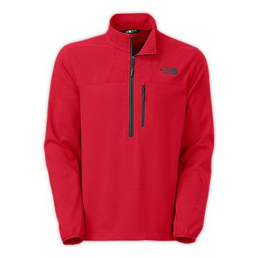 photo: The North Face Men's Nimble Zip Shirt long sleeve performance top