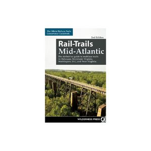 Wilderness Press Rail-Trails Mid-Atlantic