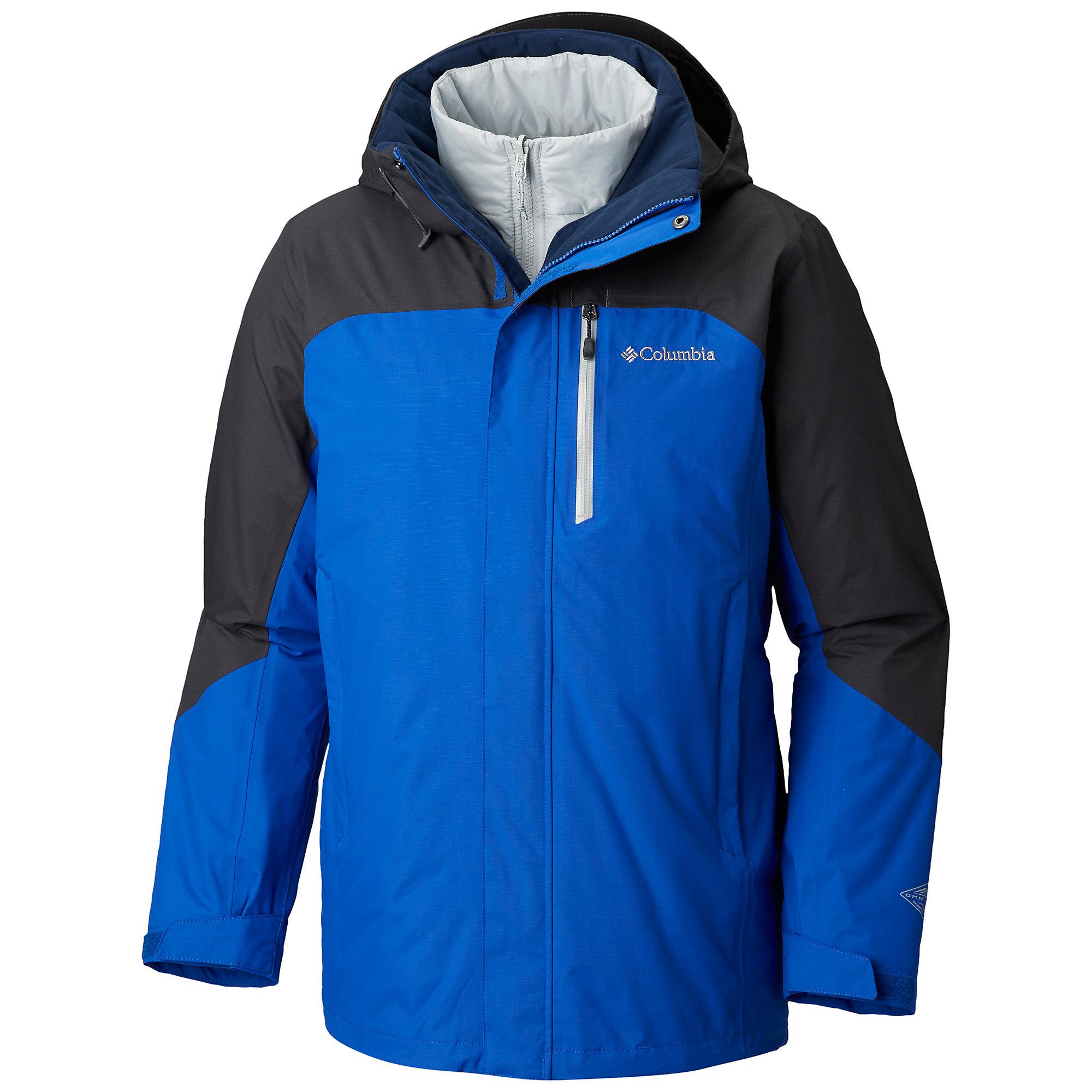 Columbia Lhotse II Interchange Jacket