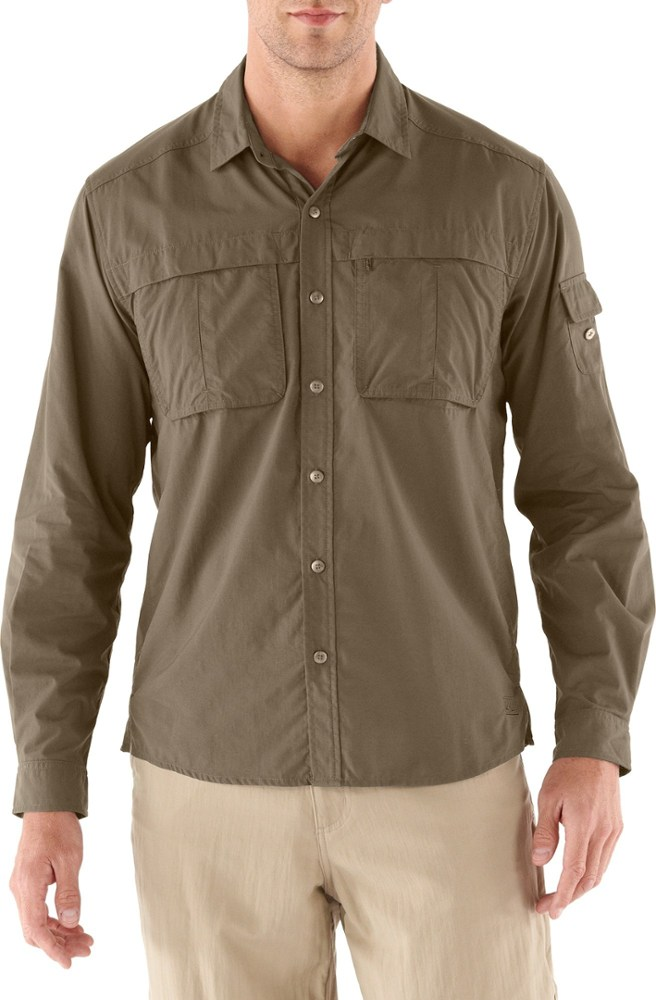 REI Sahara Tech Long-Sleeve Shirt