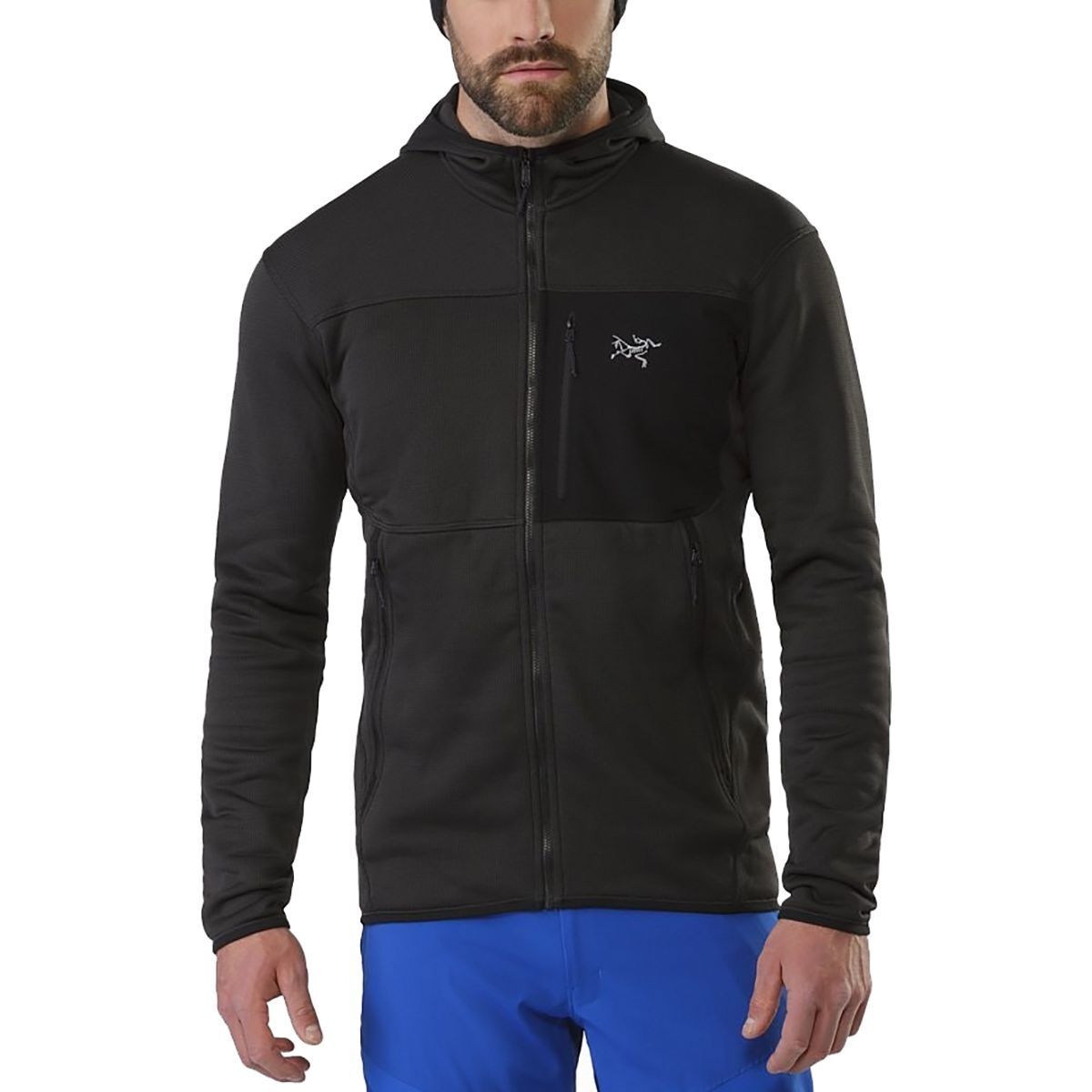 photo: Arc'teryx Fortrez Hoody fleece jacket