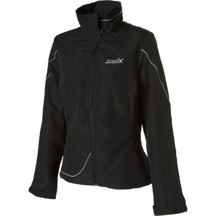 photo: Swix Women's Fleet Wind Jacket wind shirt